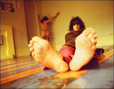 Syd por el lente de Mick Rock.