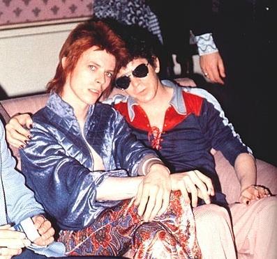 Resultado de imagen de Lou Reed Transformer
