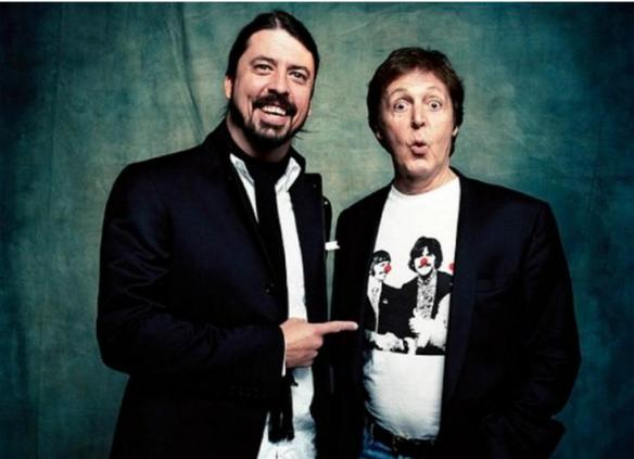 dave grohl paul macca