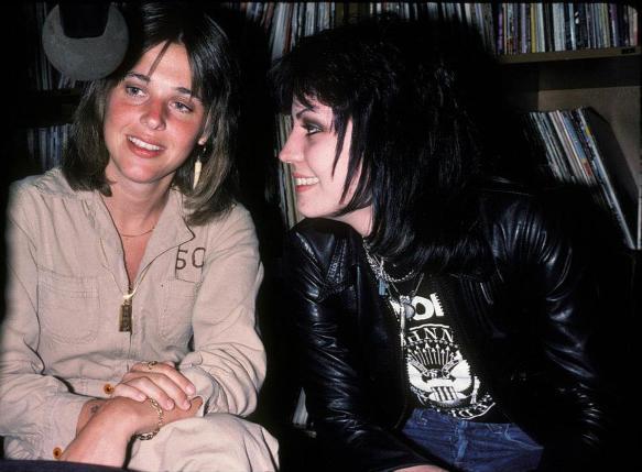 Joey Ramone Hijos: Johnny Rotten