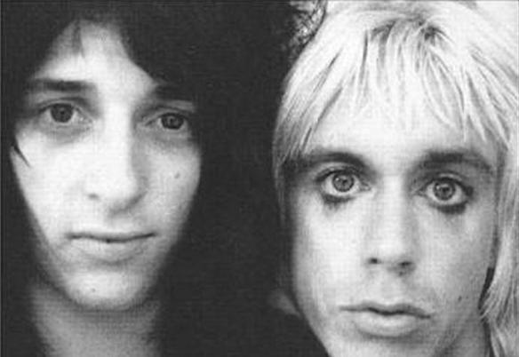 johnny thunders iggy pop la