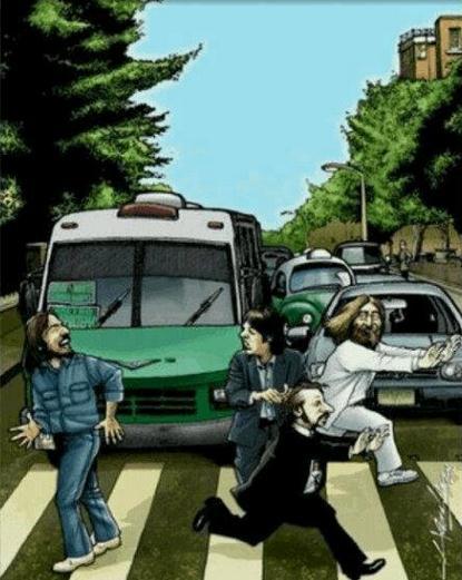 Si los Beatles fueran Peruanos