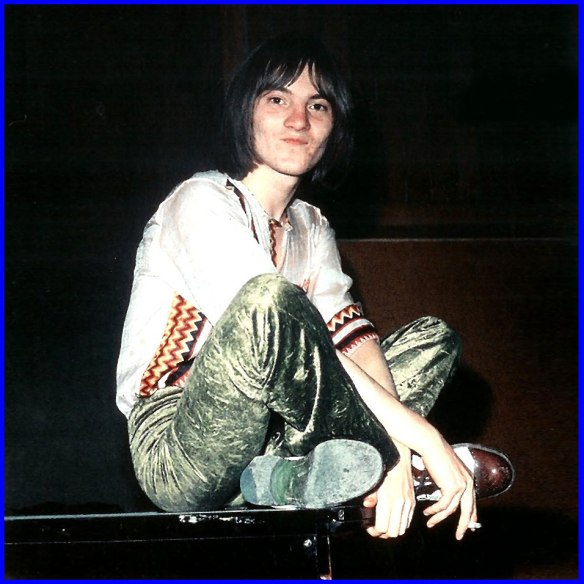 Steve-Marriott-Green Circles  cucho peñaloza