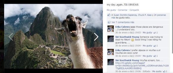 Como perciben algunos gringos Cuzco desde ya hace un tiempo